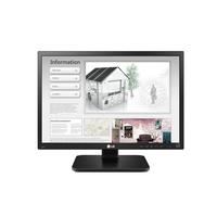 LG monitor: 24MB65PM - Zwart