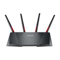 ASUS DSL-AC68VG Wireless router - Zwart