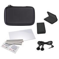 Bigben Interactive portable game console case: Nintendo Switch accessoirepakket - Zwart