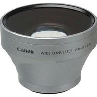 Canon camera lens: WD-H43 - Zilver