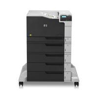 HP laserprinter: LaserJet Color LaserJet Enterprise M750xh - Zwart, Wit