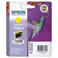 Epson T0804 - Inktcartridge / Geel