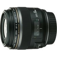Canon camera lens: EF-S 60mm f/2.8 Macro USM - Zwart