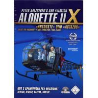 Alouette II (FS X + FS 2004 Add-On)