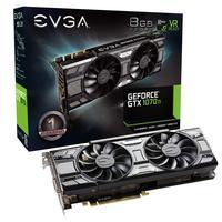 EVGA videokaart: GeForce GTX 1070 Ti SC GAMING, 8GB, GDDR5, ACX 3.0 & Black Edition, 1607 MHz, PCI-E 3.0, 256 bit, 1 x .....