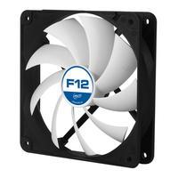 ARCTIC Hardware koeling: F12 - Zwart, Wit