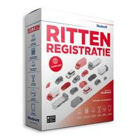 Nedsoft RittenRegistratie Compleet GPS tracker - Zwart