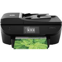 HP multifunctional: Officejet 5740 e-All-in-One MFP - Zwart, Cyaan, Magenta, Geel