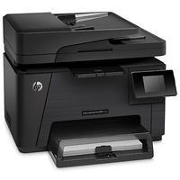 HP multifunctional: LaserJet Color Pro M177fw MFP - Zwart, Cyaan, Magenta, Geel