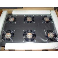 Hewlett Packard Enterprise rack toebehoren: HP 10000 Rack Roof Mount Fan (110V) Kit