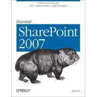 O'Reilly product: Essential SharePoint 2007 - EPUB formaat