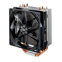 Cooler Master Hardware koeling: Hyper 212 Evo - Aluminium, Zwart