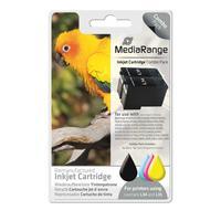 MediaRange inktcartridge: MRL34B35C - Zwart, Cyaan, Magenta, Geel