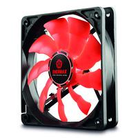 Enermax Hardware koeling: Magma Advance 12cm - Zwart, Rood