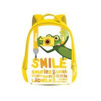 Nikon cameratas: Backpack Yellow - Geel