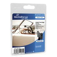 MediaRange inktcartridge: T1281 - Zwart