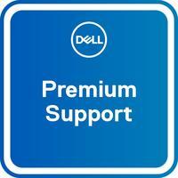 DELL garantie: 2Y Base Warranty with Collect & Return – 2Y Premium Support