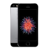 Forza Refurbished smartphone: Apple iPhone SE 16GB Zwart - Remarketed - Grijs