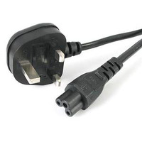 DELL electriciteitssnoer: Cord Power 250V 2.5A 1M C5 UK
