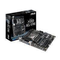 ASUS server/werkstation moederbord: X99-WS/IPMI