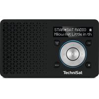 TechniSat radio: DIGITRADIO 1 - Zwart, Zilver
