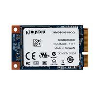 Kingston Technology SSD: SSDNow mS200 60GB - Zwart, Blauw, Wit