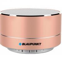 Blaupunkt Speaker: BLP3100 Bluetooth LED Speaker Rose Gold