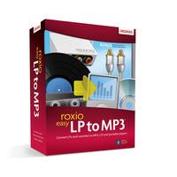 Corel Roxio easy LP to MP3 Audio software