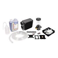 Thermaltake WAK Thermaltake Pacific RL120 Water Cooling Kit - DIY retail (CL-W069-CA00BL-A)