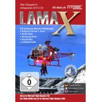 Aerosoft game: Lama X (FS X + FS 2004 Add-On)