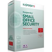 Kaspersky Lab software licentie: Small Office Security 4  - 15-19 gebruikers - 2 jaar vernieuwende licentie