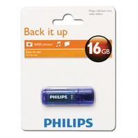 Philips USB flash drive: USB Flash Drive - Violet