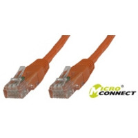 Microconnect netwerkkabel: UTP CAT5E 5M - Oranje