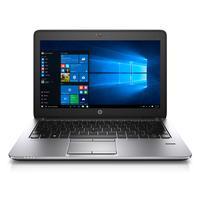 HP laptop: EliteBook 725 G3 - AMD PRO A10-8700B - 256GB SSD - Zilver