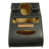 Bixolon apparatuurtas: Leather case - Zwart