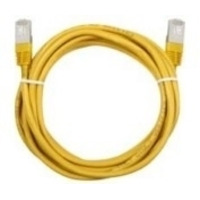 Sharkoon netwerkkabel: CAT.5e Network Cable RJ45 yellow 5 m - Geel