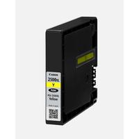 Canon inktcartridge: PGI-2500XL Y - Geel
