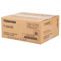 Toshiba cartridge: T-2060E black - Zwart