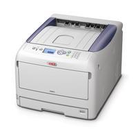 OKI laserprinter: C831n - Wit