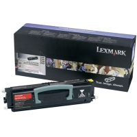 Lexmark toner: E33X, E34X High Yield Toner Cartridge - Zwart