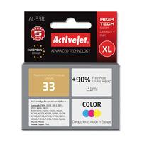 ActiveJet inktcartridge: AL-33