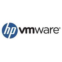 Hewlett Packard Enterprise software licentie: VMware vSphere Enterprise to Enterprise Plus Upgrade 1 Processor 1yr E-LTU