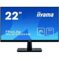 Verbeter uw productiviteit en comfort met iiyama XU-serie monitoren