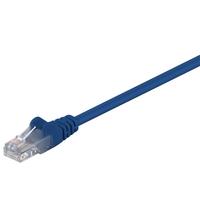 Microconnect netwerkkabel: CAT5e UTP 5m - Blauw