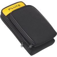 Fluke - Zippered carrying case with detachable external pouch, Black etui voor mobiele apparatuur - Zwart