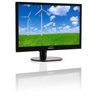 Philips monitor: Brilliance LCD-monitor met LED-achtergrondverlichting 221S6QYMB/00 - Zwart
