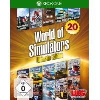 UIG Entertainment game: World of Simulators  Xbox One