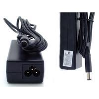 HP netvoeding: Smart AC adapter (65-watt) - Zwart