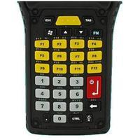 Zebra 34 Key Numeric Telephony, black - Zwart