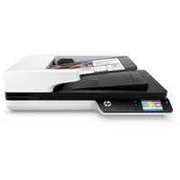 HP scanner: Scanjet Pro 4500 fn1 - Grijs